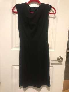 Tristan XS shift dress- Black $40 OBO