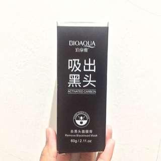 Bioaqua activated carbon blackmask