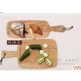 橡木砧板 廚房用具 餐板 水果板 麵包板 披薩板 餐具