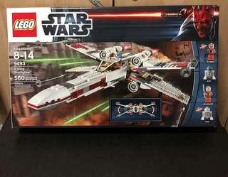LEGO 9493 Star Wars X Wing Starfighter