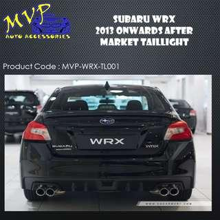 Subaru WRX 2013 onwards sequential Tail light- ( Pre-Order )