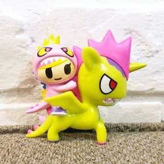 Tokidoki Unicorno & Friends Series - Little Terror & Kaijucorno