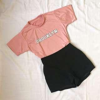 Brooklyn Pink Shirt