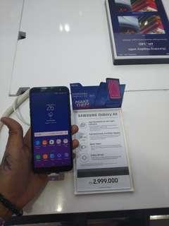 Kredit Samsung Galaxy A6