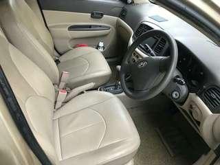 Hyundai Verna  1.4Auto for rent