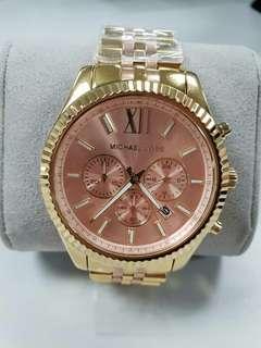 Michael Kors Watch MK6473 Rose Gold