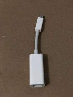 Apple ethernet to thunderbolt