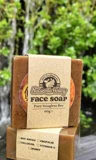 Honey Face Soap