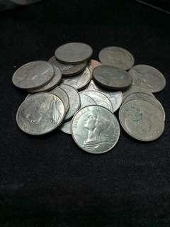Francaise 法國20 centimes 20枚