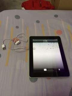 Ipad 1st generation wifi 16gb