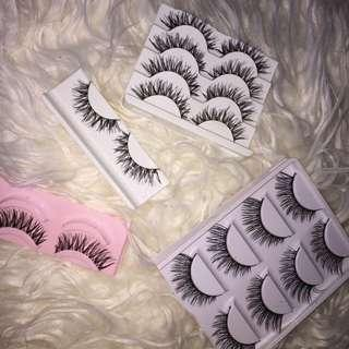 10 LASHES FOR $20