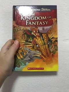 Geronimo Stilton Hardcover Kingdom of Fantasy Edition