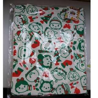 Tsum Tsum 聖誕限定  tote bag