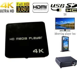 Mediacube M8 4K Media player 高清廣告機