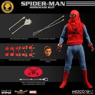 Mezco Toys Homecoming Spider-Man