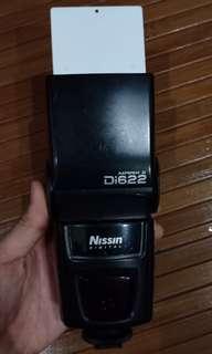 Nissin speedlight MARKII Di622 (Nikon)
