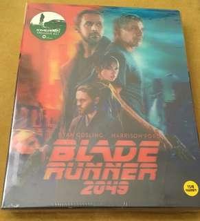 Blade runner 2049 銀翼殺手 2049 韓版鐵盒 bluray Steelbook Lenticular 3D+2D kimchidvd 全新