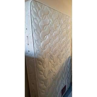 Big doubled-sized mattress