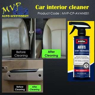 Internal Car Cleaning Solution from German Technology Avantec 300ml - Pre-Order Min Qty required