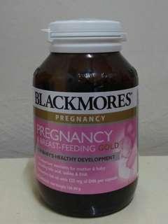 (澳洲No.1天然健康保健品牌)Blackmores 孕婦黃金營養素60粒裝