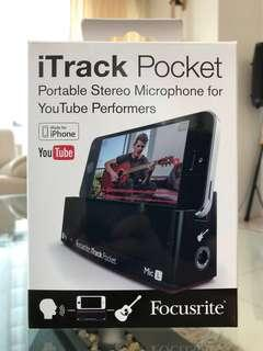 Focusrite iTrack Pocket iPhone Pro Stereo Mic