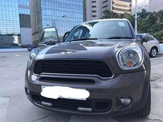 MINI COUNTRYMAN Sport 2013 (牌費到oct19)