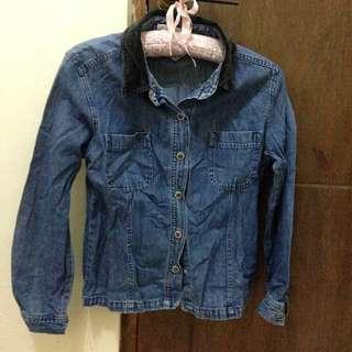 jeans tshirt / outer