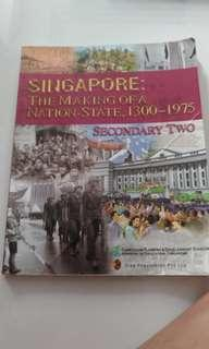 History singapore the making of a nation  sec2