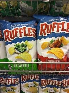 新加坡代購 Ruffles