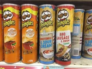 新加坡代購 品客薯片