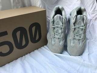 Adidas Yeezy 500 Salt US 10.5
