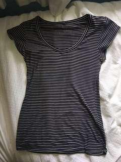 Jay Jays Striped Tee