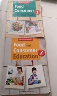 Food and consumer education sec 1and sec 2