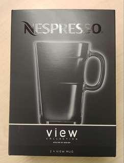 Nespresso View Collection 杯1對