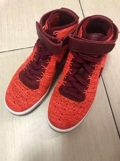 🚚 Nike air force 1 flyknit 高筒