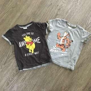 Fox Disney Baby Jersey Boy Shirts