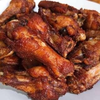 Chicken wings Home made gurihh enak