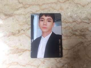 PC ONG SEONGWOO I PROMISE YOU NIGHT VER.