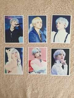 WTS Suga Photo Prints