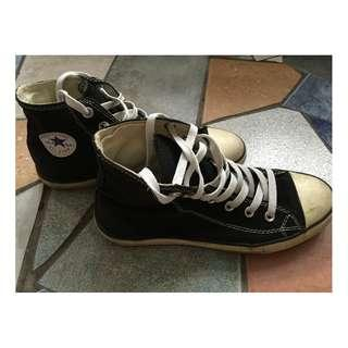 Converse HIgh-rise Sneakers