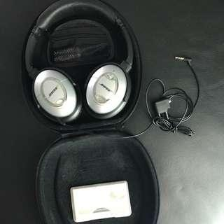 Bose Quietcomfort15 Headphone 🎧 noise cancel EARPHONE
