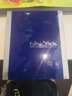 New york skin travel kit
