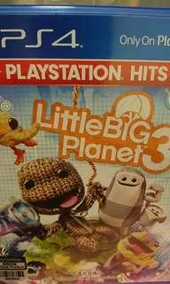 PS4 game - Little Big Planet3