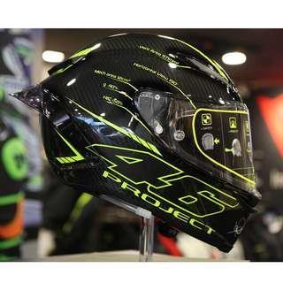 AGV Pista GP R Project 46 V3 Helmet