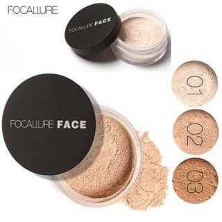 Loose powder focallure