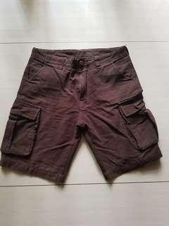 Preloved celana pendek lokal
