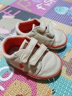 Ralph Lauren Baby Shoes /us3 ,eur13, 9cm.
