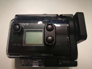 Sony action camera AS50