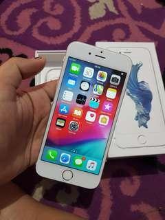 IPhone 6s silver Fullsheet