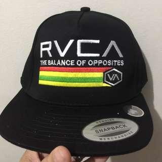 RVCA Vintage Streetwear Culture Retro Snapback